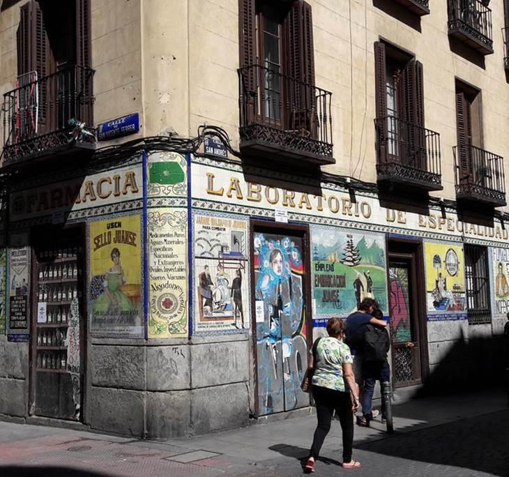 IGLESIA SAN ANTONIO DE LOS ALEMANES Y ALREDEDORES - pic1