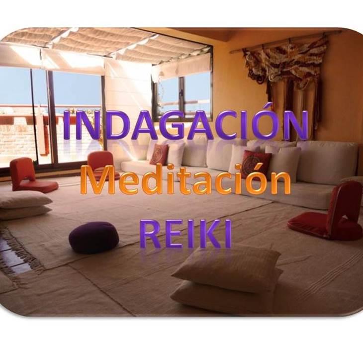 Indagar, meditar y compartir Reiki - pic0
