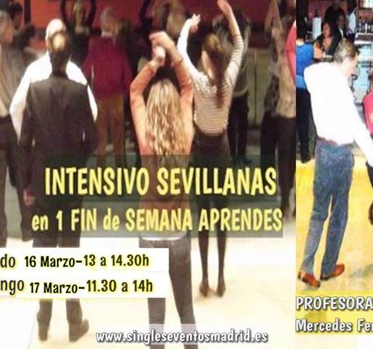 INTENSIVO SEVILLANAS> APRENDE solo 1 FIN d SEMANA - pic0