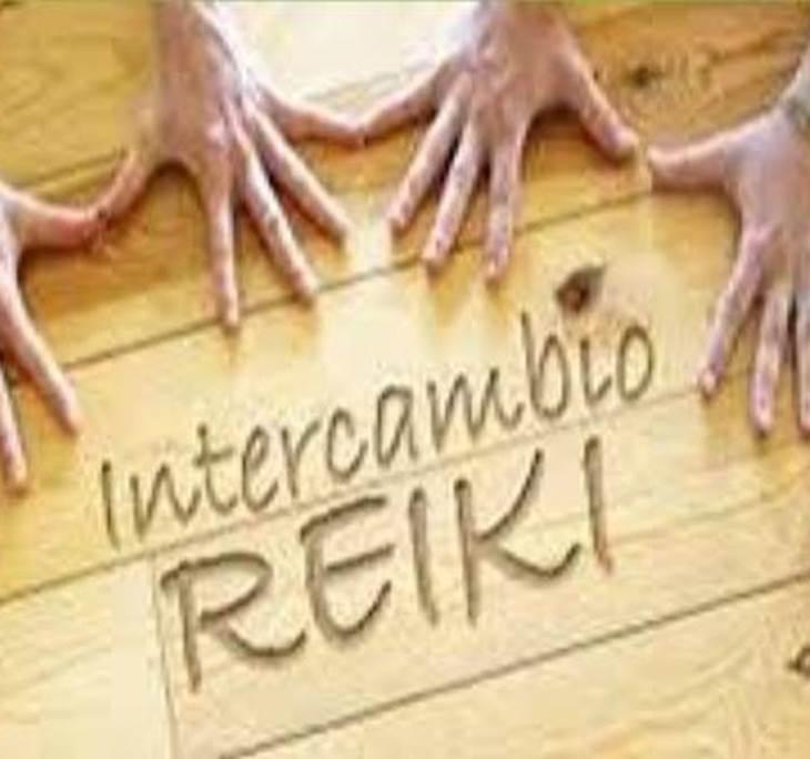Intercambio y refresh de Reiki Usui - pic0