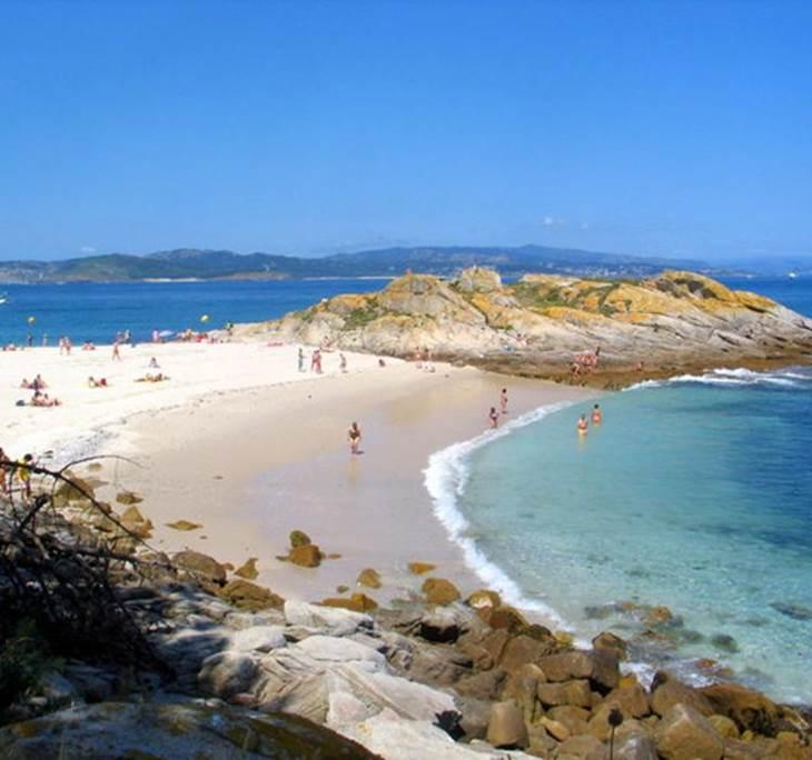 Islas Atlánticas de Galicia (24 al 27 de Julio) - pic0