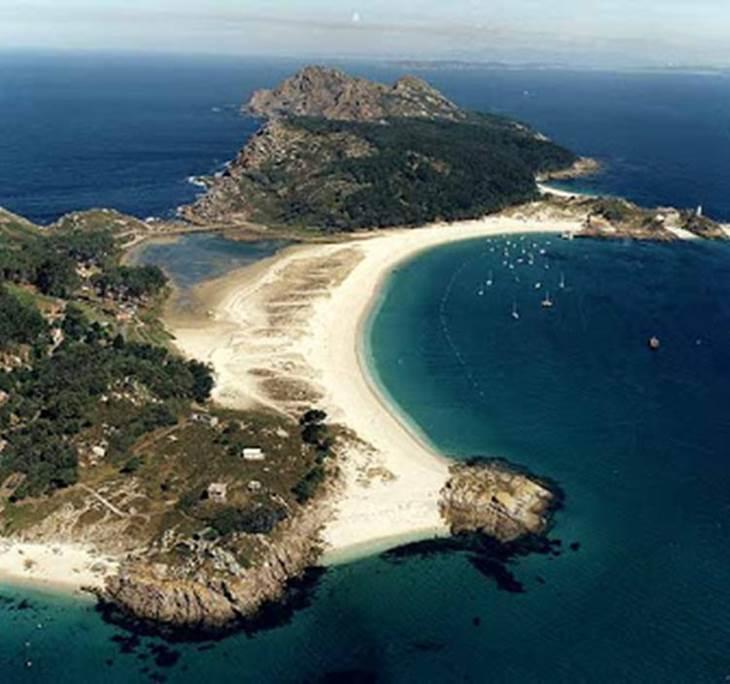 Islas Atlánticas de Galicia (24 al 27 de Julio) - pic1