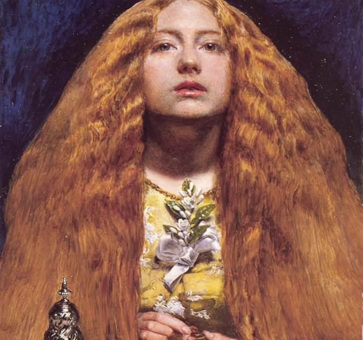 John Everett Millais y los Prerrafaelitas - pic1