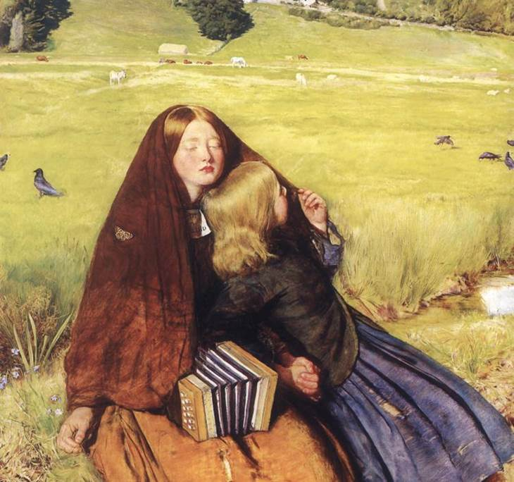 John Everett Millais y los Prerrafaelitas - pic3