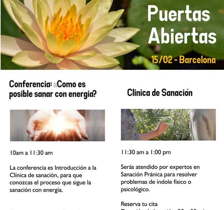 JORNADA DE PUERTAS ABIERTAS Conferencia y Clínica - pic0