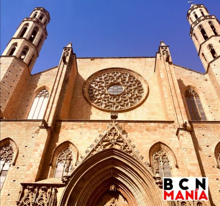 La catedral del Mar y el barrio de la Ribera - pic0