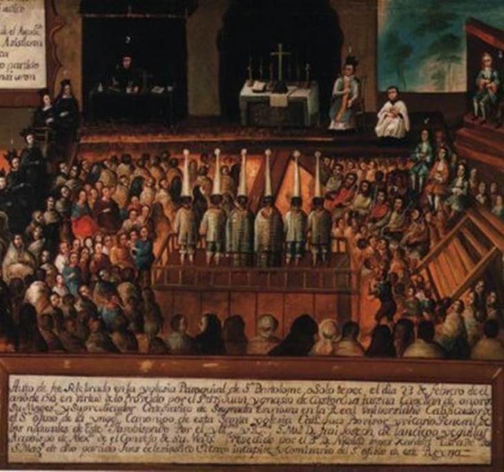 La Inquisición en Madrid - pic0