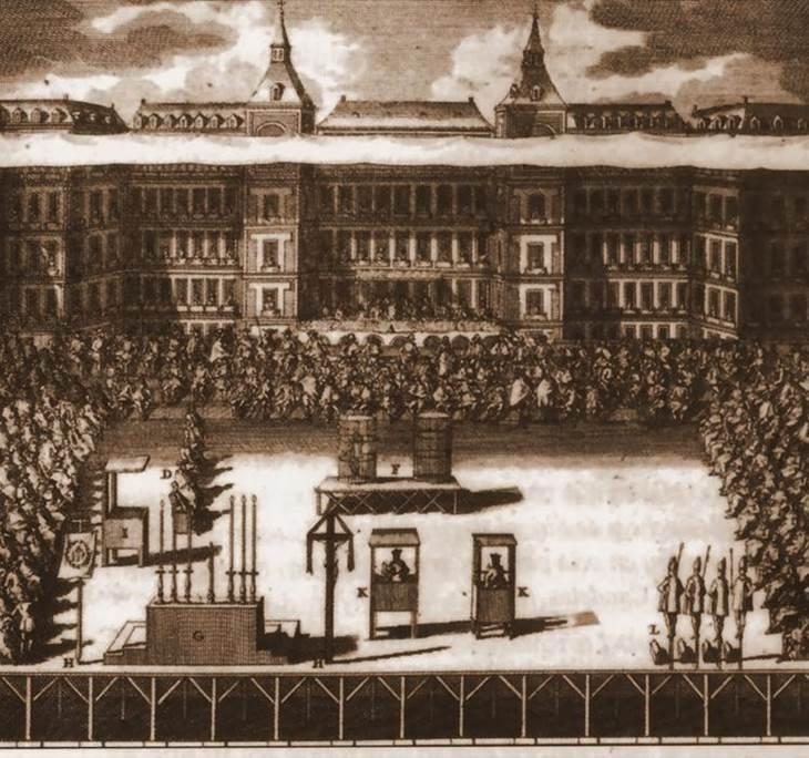 La Inquisición en Madrid - pic1