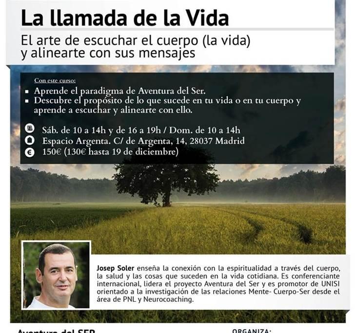 LA LLAMADA DE LA VIDA - pic0