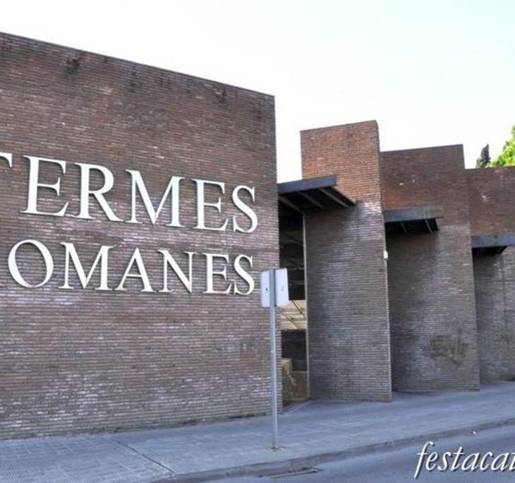 LES TERMES ROMANES - SANT BOI DE LL.-VISITA GUIADA - pic0