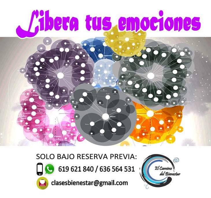 LIBERA TUS EMOCIONES - pic0