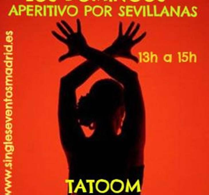 LOS DOMINGOS *APERITIVOS POR SEVILLANAS* 13h a 15h - pic0