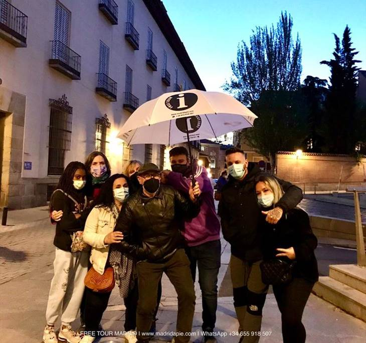 FREE TOUR MADRID SINIESTRO - pic0