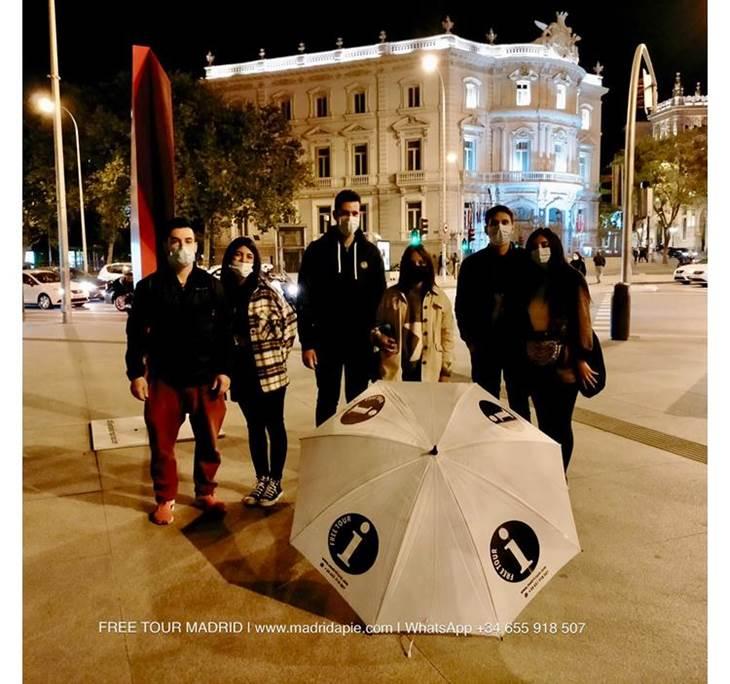 FREE TOUR MADRID HECHIZADO - pic0
