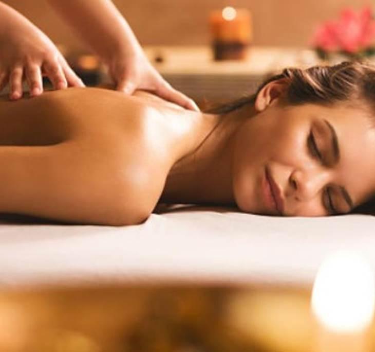Masaje  de espalda + masaje facial en promoción - pic0