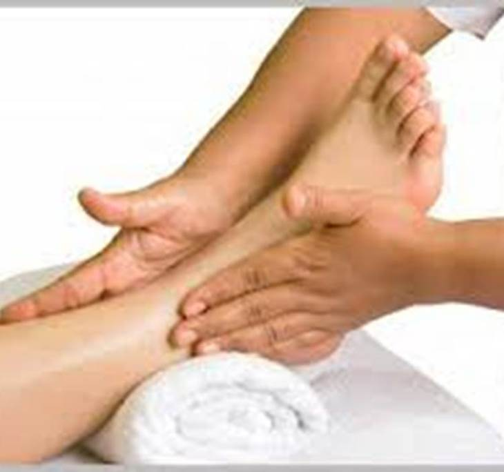 Desintoxica tu cuerpo con  masaje reflexoperapia,. - pic0
