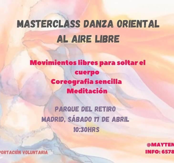 masterclass parque del retiro - pic0