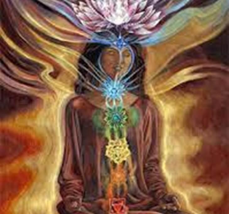 Meditación activación el chakra de la corona - pic0