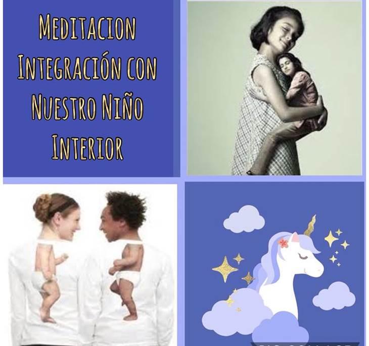 Meditación Integración con Tu Niño Interior - pic0