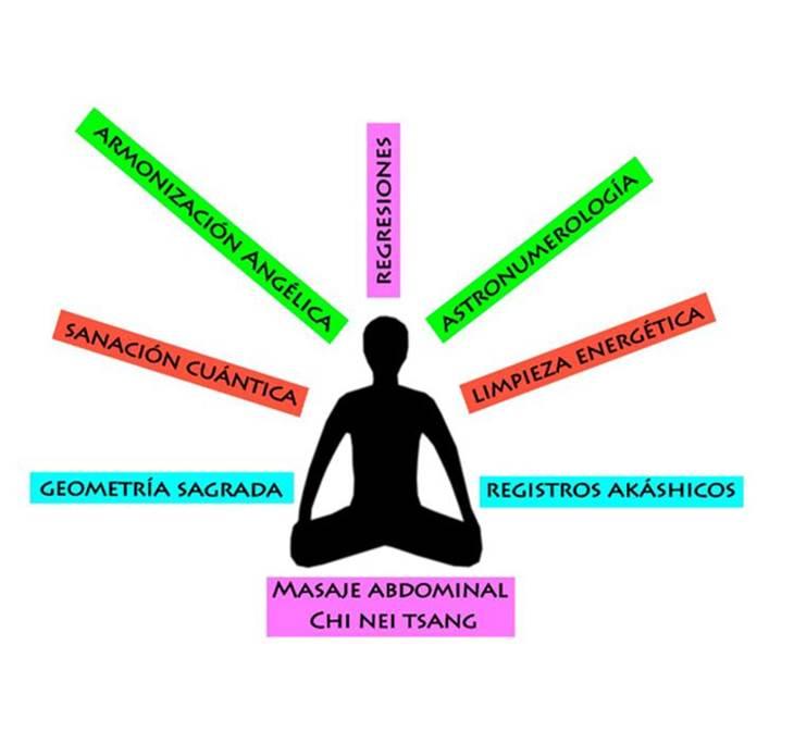 Nuevas terapias, meditación y limpieza energética - pic0