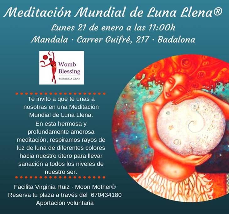 Meditación Mundial de Luna Llena - pic0