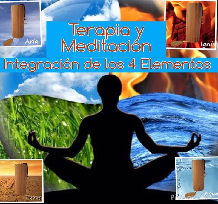 Terapia y Meditación Vibracional 4 Elementos - pic0
