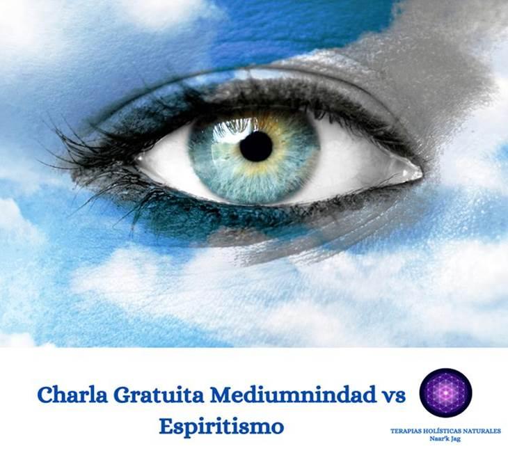 mediumnidad vs espiritismo - pic0