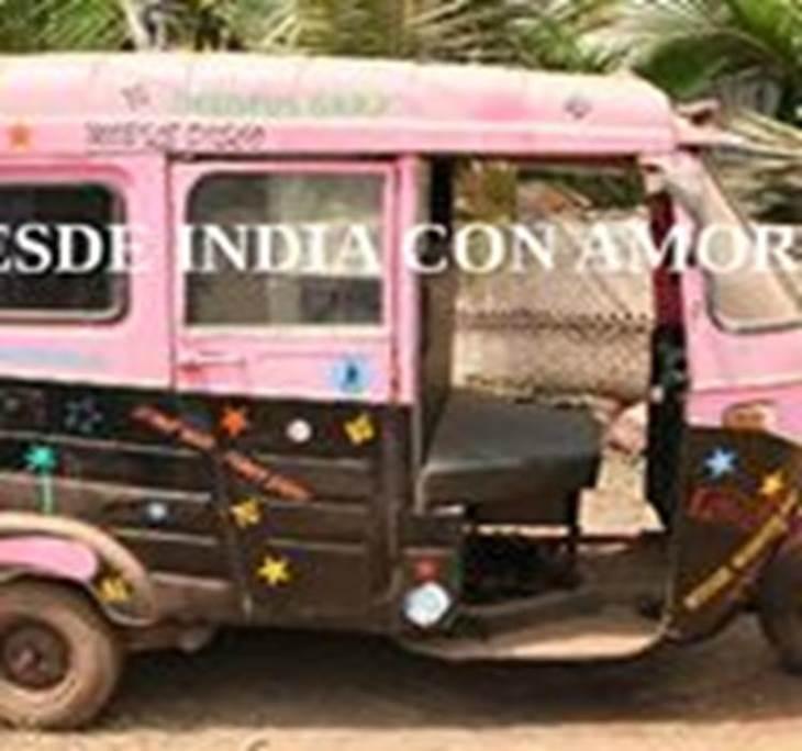 Mercadillo desde India con Amor: regala India - pic0