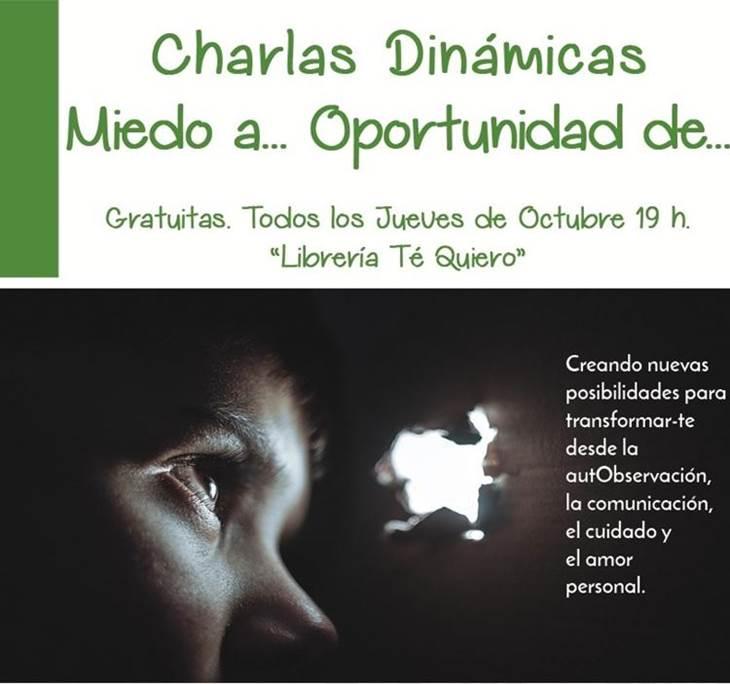 Miedo a... Oportunidad de... Comunicación CreAtiva - pic0