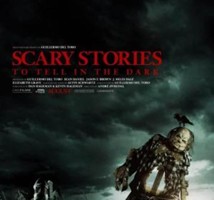 Historias de miedo para contar en la oscuridad - pic0