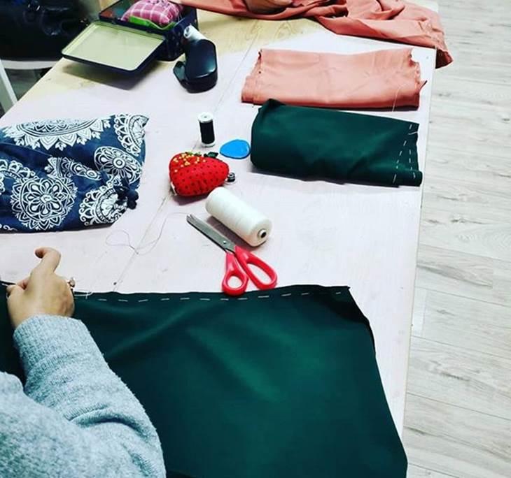 Curso de costura en Julio - Martes y Jueves mañana - pic1