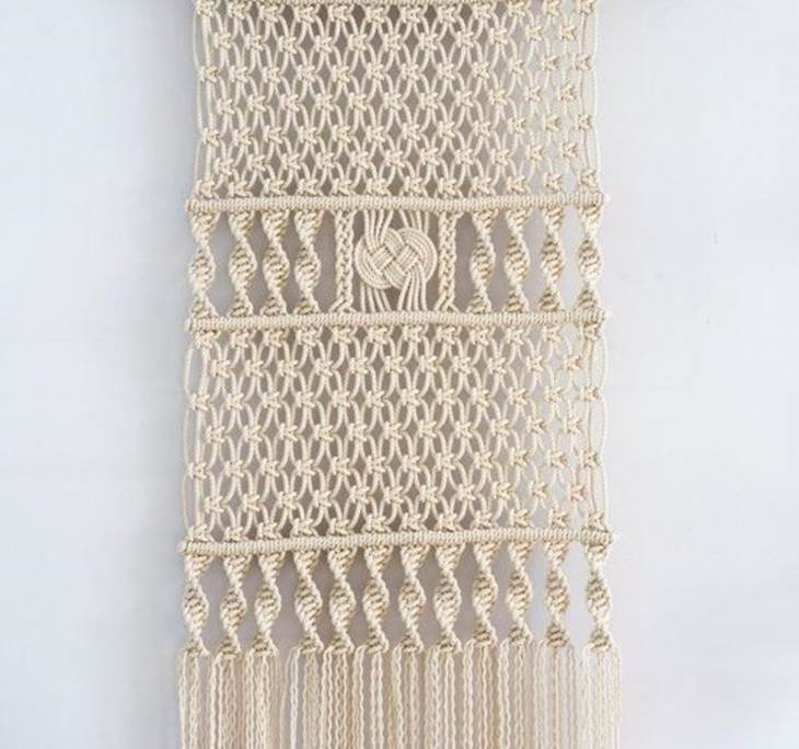 Taller de macramé: Haz tu primer tapiz - pic0