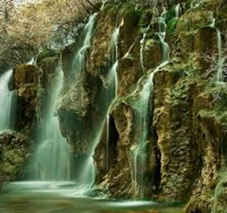 Monumentos naturales Cuenca; río Cuervo y serranía - pic1