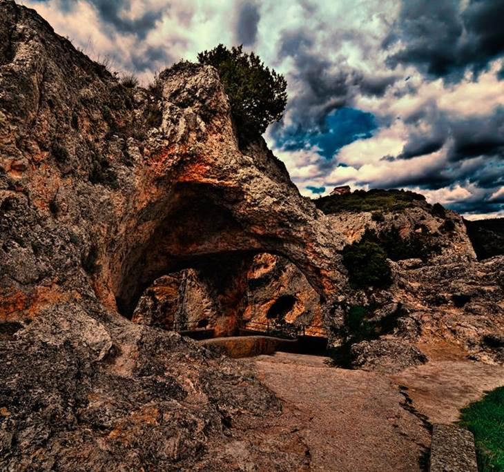 Monumentos naturales Cuenca; río Cuervo y serranía - pic2