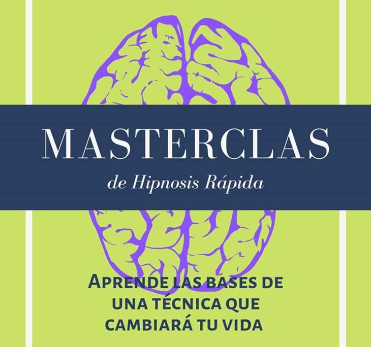 Masterclass hipnosis rápida - pic0