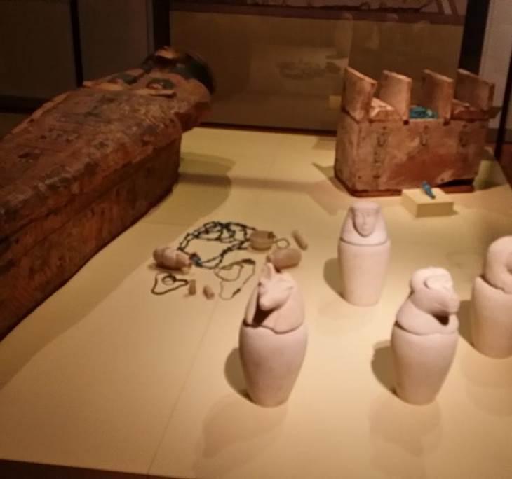 Museo Arqueológico Nacional. Mesopotamia y Egipto - pic1