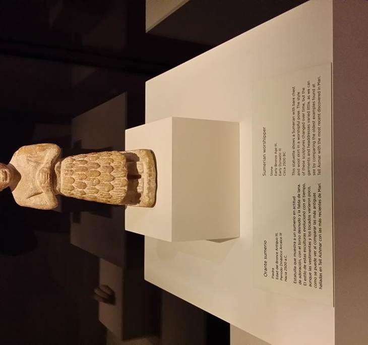 Museo Arqueológico Nacional. Mesopotamia y Egipto - pic4