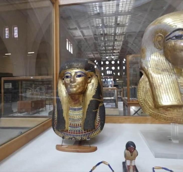 MUSEUS DEL MÓN 2 -  Museu Egipci d'El Caire - pic1