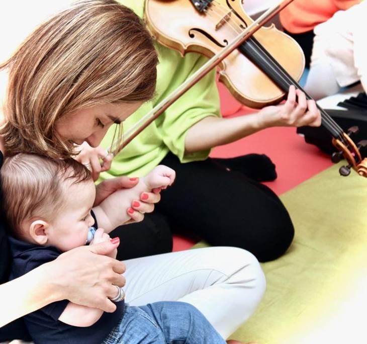 Música para Bebés, Papás y Mamás - pic0