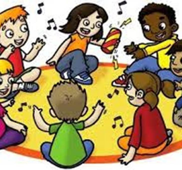 MUSICA Y MOVIMIENTO PARA NIÑOS DE 4 y 5 AÑOS - pic0