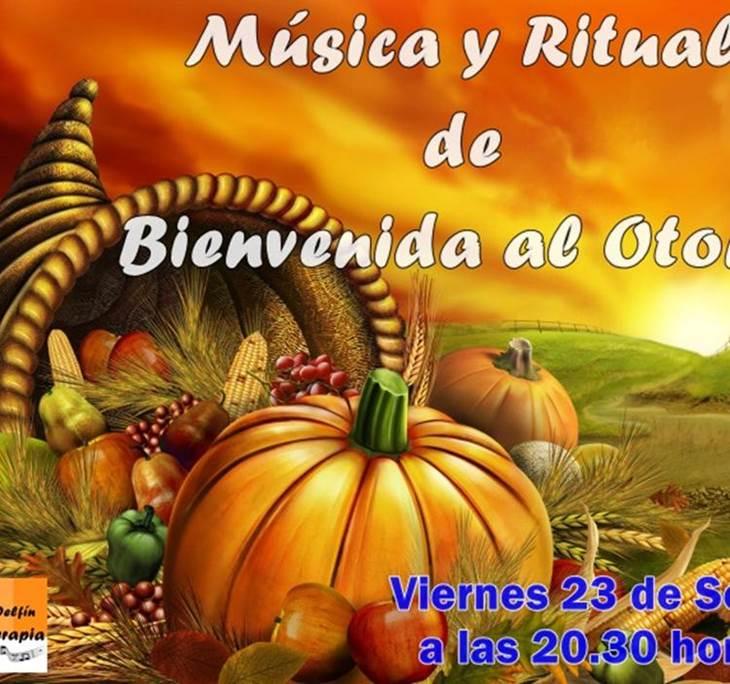 Evento m sica y ritual de bienvenida al oto o uolala for Cancion de bienvenida al jardin
