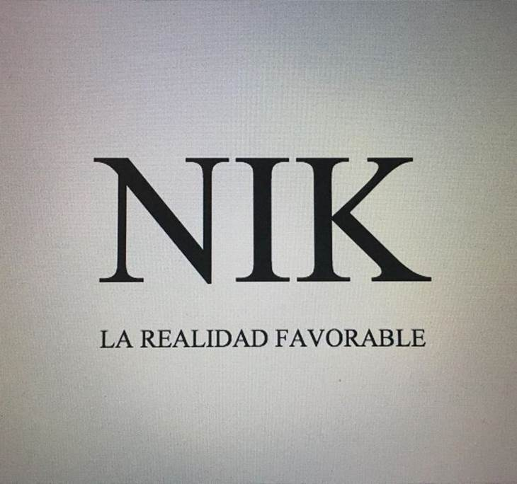 NIK - LA REALIDAD FAVORABLE - pic0