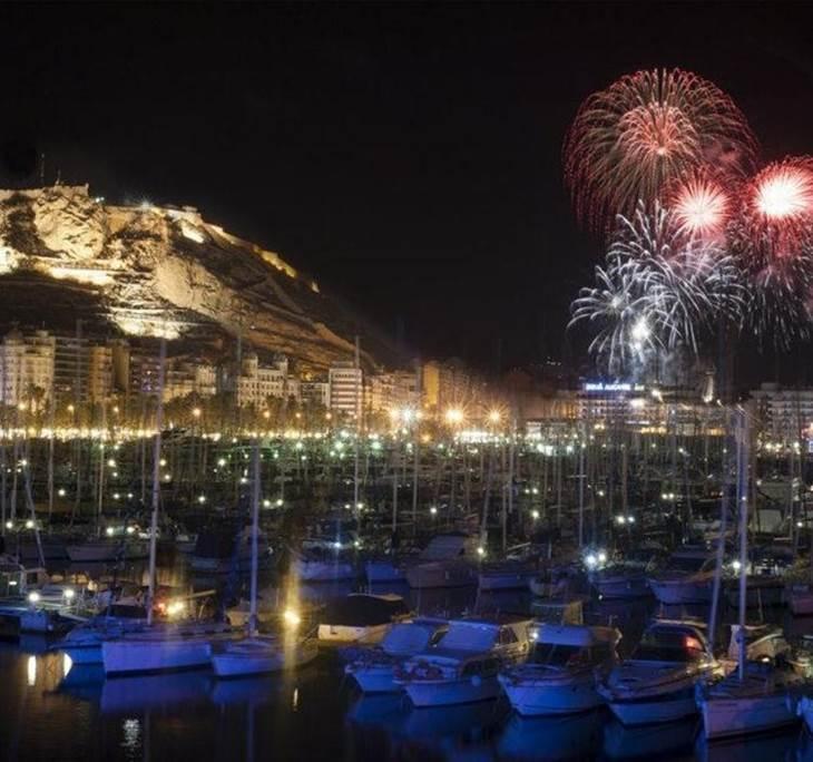 Nochevieja en Alicante con cena, fiesta y visitas - pic0