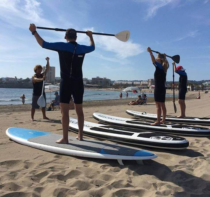 Paddle Sup en Valencia Suplife - pic0