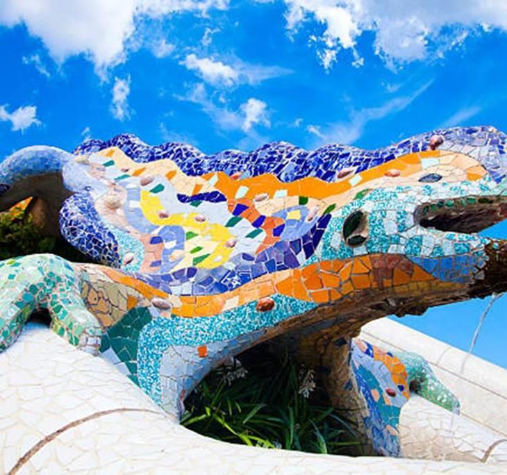 Park Güell: la ciudad ideal de Gaudí - pic0