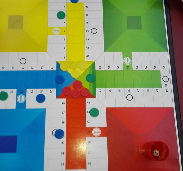 Partida de ajedrez nivel aficionado/amistoso - pic0