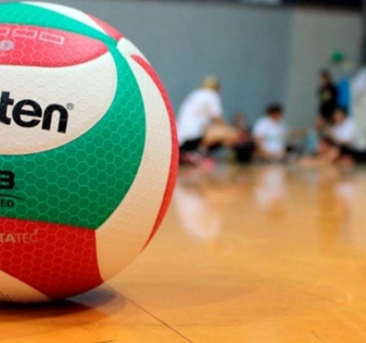 Partidos amistosos de voleibol - pic0