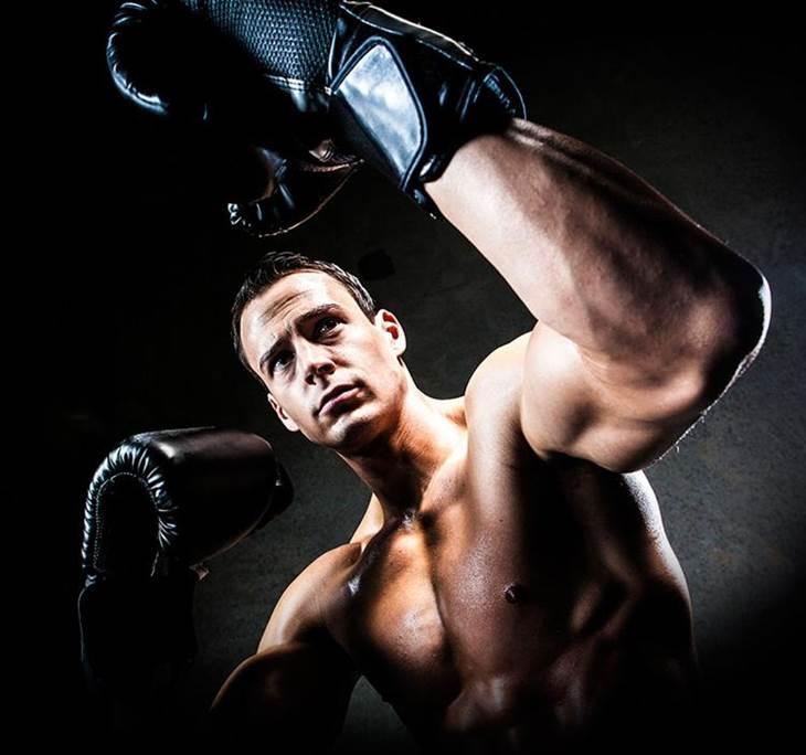 Pasarlo bien haciendo kick boxing - pic0