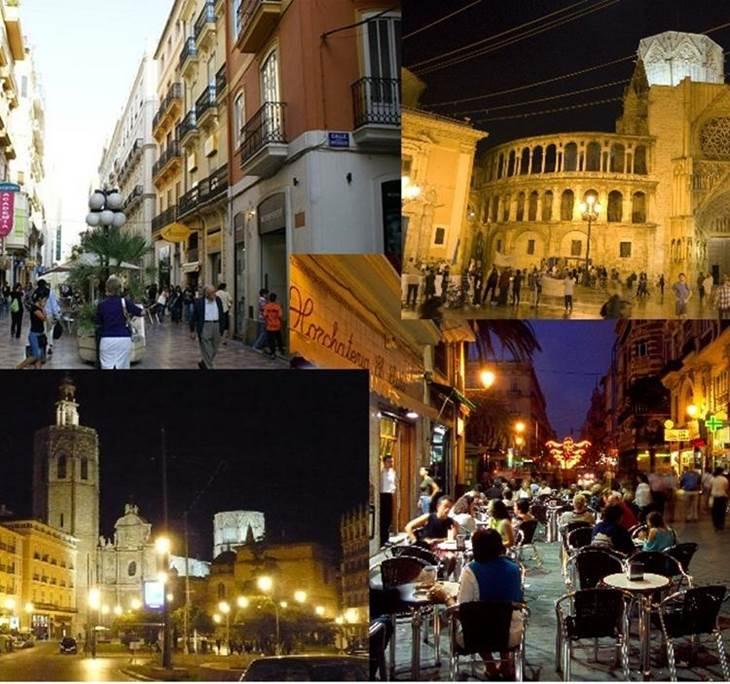 Paseo Urbano por Valencia Centro - pic0