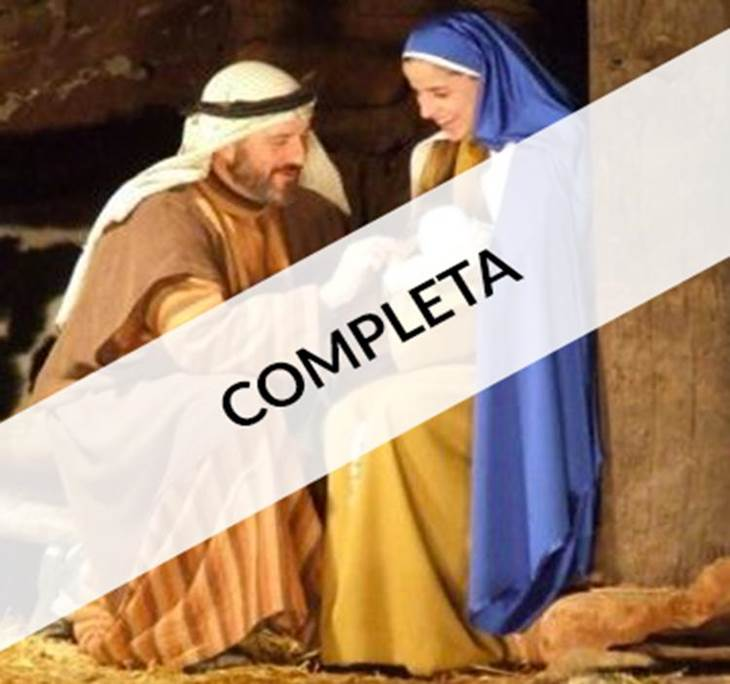 PESSEBRE VIVENT A MÓN S. BENET+SANTUARI GLEVA - pic0
